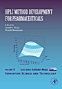 HPLC Method Development for Pharmaceuticals - ISBN 9780123705402