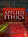 Encyclopedia of Applied Ethics - ISBN 9780123736321