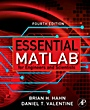 Essential Matlab for Engineers and Scientists;  - ISBN 9780123748836