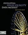 Developing High Quality Data Models - ISBN 9780123751065