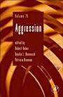 Aggression - ISBN 9780123808585