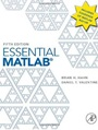 Essential MATLAB for Engineers and Scientists, 5th Ed. - ISBN 9780123943989