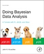 Doing Bayesian Data Analysis: A Tutorial with R, JAGS, and Stan - ISBN 9780124058880