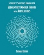 Elementary Number Theory with Applications, Student Solutions Manual - ISBN 9780124211735