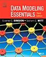 Data Modeling Essentials - ISBN 9780126445510