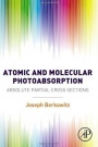 Atomic and Molecular Photoabsorption: Absolute Partial Cross Sections - ISBN 9780128019436