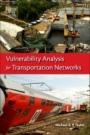 Vulnerability Analysis for Transportation Networks - ISBN 9780128110102