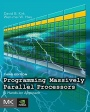 Programming Massively Parallel Processors: A Hands-on Approach - ISBN 9780128119860