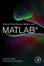 Interval Finite Element Method with MATLAB - ISBN 9780128129739