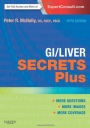 GI/liver Secrets Plus, 5 Rev ed. - ISBN 9780323260336