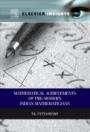 Mathematical Achievements of Pre-modern Indian Mathematicians - ISBN 9780323282642
