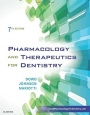 Pharmacology and Therapeutics for Dentistry, 7th Edition - ISBN 9780323393072