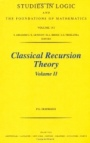 Classical Recursion Theory, Volume II - ISBN 9780444502056