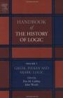 Greek, Indian and Arabic Logic - ISBN 9780444504661