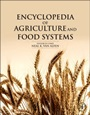 Encyclopedia of Agriculture and Food Systems - ISBN 9780444525123