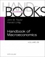 Handbook of Macroeconomics - ISBN 9780444594662