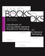 Handbook of Computable General Equilibrium Modeling - ISBN 9780444595683