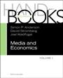 Handbook of Media Economics, vol 1A - ISBN 9780444627216