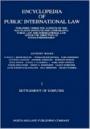 Encyclopedia of Public International Law: Settlement of Disputes 1 - ISBN 9780444861405