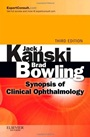 Synopsis of Clinical Ophthalmology, 3 Rev ed. - ISBN 9780702050213