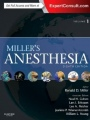 Millers Anesthesia, 2-Volume Set, 8th Edition - ISBN 9780702052835