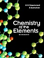 Chemistry of the Elements - ISBN 9780750633659