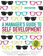 A Managers Guide to Self Development, 6 Rev ed. - ISBN 9780077149888