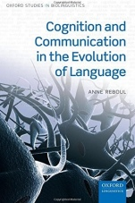 Cognition and Communication in the Evolution of Language - ISBN 9780198747314