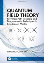 Quantum Field Theory: Feynman Path Integrals and Diagrammatic Techniques in Condensed Matter - ISBN 9780367185749
