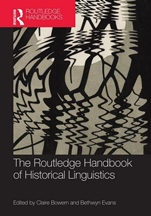 The Routledge Handbook of Historical Linguistics - ISBN 9780415527897