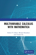 Multivariable Calculus with Mathematica - ISBN 9781138062689