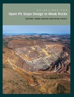 Guidelines for Open Pit Slope Design in Weak Rocks - ISBN 9781138298095