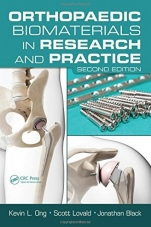 Orthopaedic Biomaterials in Research and Practice - ISBN 9781466503502