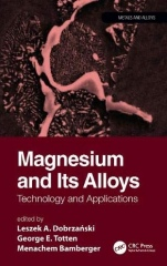Magnesium and Its Alloys: Technology and Applications - ISBN 9781466596627