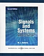 Signals and Systems: Analysis Using Transform Methods and MATLAB - ISBN 9780071086738