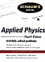 Schaums Outline of Applied Physics, 4th Ed. - ISBN 9780071611572