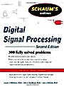 Schaums Outline of Digital Signal Processing - ISBN 9780071635097