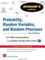 Schaums Outline of Probability, Random Variables, and Random Processes, 3 Rev ed. - ISBN 9780071822985