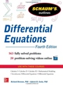 Schaums Outline of Differential Equations, 4 Rev ed. - ISBN 9780071824859