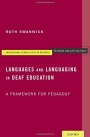 Languages and Languaging in Deaf Education: A Framework for Pedagogy - ISBN 9780190455712