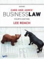 Card & James Business Law - ISBN 9780198748380