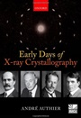 Early Days of X-Ray Crystallography - ISBN 9780199659845