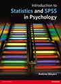 Introduction to Statistics and SPSS in Psychology - ISBN 9780273731016