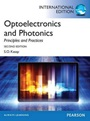 Optoelectronics & Photonics: Principles & Practices; SI Version; 2nd Ed. - ISBN 9780273774174