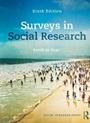 Surveys in Social Research, 6 Rev ed. - ISBN 9780415530187
