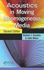 Acoustics in Moving Inhomogeneous Media - ISBN 9780415564168