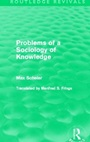 Problems of a Sociology of Knowledge - ISBN 9780415628402