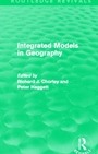 Integrated Models in Geography - ISBN 9780415658683