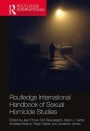 Routledge International Handbook of Sexual Homicide Studies - ISBN 9780415791489