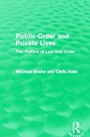 Public Order and Private Lives: The Politics of Law and Order - ISBN 9780415828376